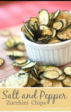 Dehydrator Recipes: 20 Easy Recipes to Make With Your Food Dehydrator Dehydrated Zucchini Chips, Zucchini Chips Recipe, Dehydrated Food, Healthy Snacks, Healthy Recipes, Easy Recipes, Veggie Snacks, Diabetic Recipes, Healthy Eats