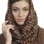 A large list of free cowl & neck warmer patterns(knitting)