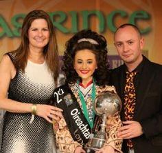 Niamh Neale 2nd CLRGlondon2014