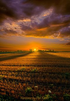 Good Morning. Phil Koch Photography  #sunrise