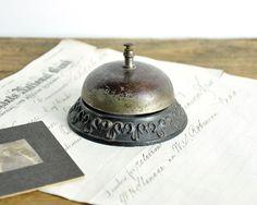 Vintage Hotel Service Bell