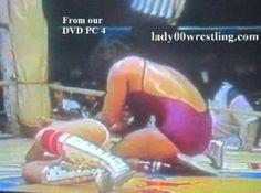 Women Pro Wrestling DVD Devil Masami vs Jaguar Yokota Mimi Hagiwara