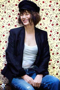 Jane Birkin by Stefan Armbruster for Fräulein October 2013 | schierke.com