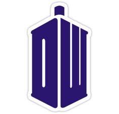Doctor Who - Tardis by SkinnyJoe