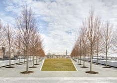 Four Freedoms Park by Louis Kahn, New York, USA.  Click on picture to see more information on this park.