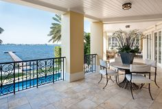 Intracoastal-Front Palm Beach Estate