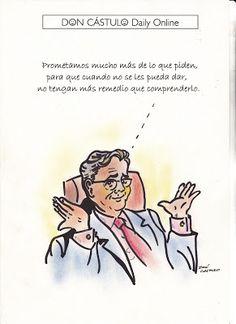 Don Cástulo: Asesor