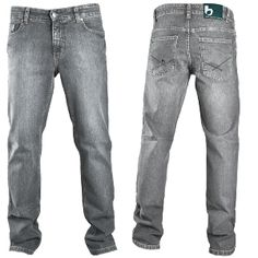 Bio Bekleidung - Green Fashion - Nachhaltige Kleidung  32 / 32 Jean Grey, Vegan, Slim Jeans, Grey Pants, Guys, Birthday, Clothes, Fashion, Sustainable Clothing