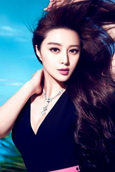 Date someone you can connect emotionally and spiritually, dating chinese woman. Korean Beauty, Asian Beauty, Beautiful Asian Girls, Beautiful Women, Actress Fanning, Fan Bingbing, Fan Picture, Good Looking Women, Asian Hair