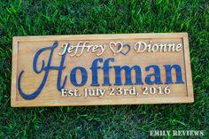 Callahan creations LLC custom wooden signs giveaway ends 7/30/2016