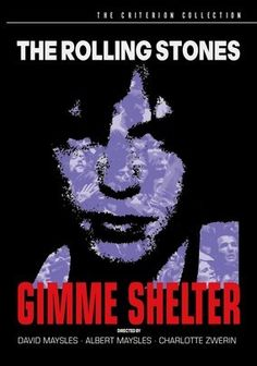 "Great docu - Mick Jagger saying ""people, we're not singing until you all sit down and love each other"" is just magic!"