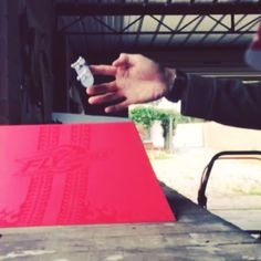 """Have a #mad #flipping #monday. #ambition #fingerboarding #singapore"""