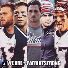 We are PatriotStrong