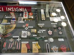 45th Infantry Division Museum Oklahoma City Oklahoma German Nazi Insignia