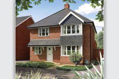 "4 bed detached house for sale in ""The Canterbury"" at Chantler Lane, Broadbridge Heath, Horsham"
