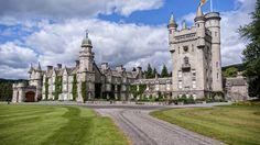 Balmoral Castle (Balmoral Estates, Ballater, Aberdeenshire)
