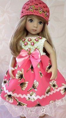 "Attire-for-a-beautifu-Doll-13""-Dianna-Effner-Little-Darling"