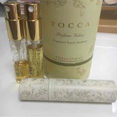 メルカリ商品: 【TOCCA】香水 フローレンス の香り #メルカリ