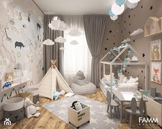 Cool Kids Bedrooms, Kids Bedroom Designs, Baby Room Design, Baby Boy Room Decor, Baby Boy Rooms, Girl Room, Toddler Rooms, Modern Room, Room Ideas