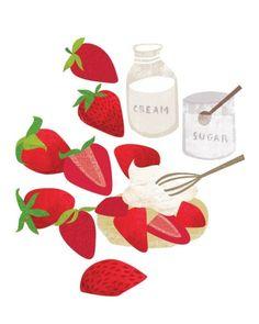 strawberry shortcake / Redcruiser