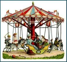 Carriage Carousel (72 pieces)
