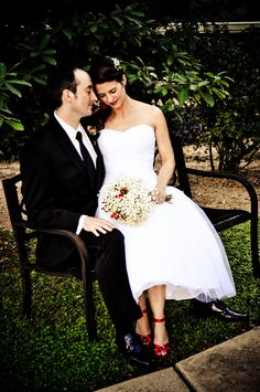 A quiet moment to reflect on just being married.  I love my newlywed moments!