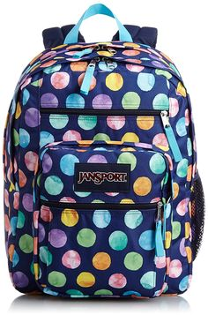 Jansport Big Student 2100 Cu.In. Classic Backpack ( TDN7 ) * Wow! I love this. Check it out now! : Backpacking backpack