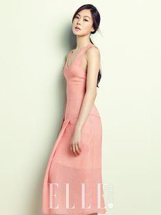 Kim Min-hee // Elle Korea