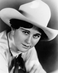 Bernice Dean from the National Cowgirl Museum and Hall of Fame