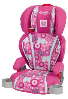 Graco High Back TurboBooster Car Seat Fairfax This Does Not Have Side