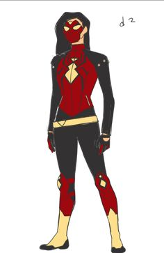 Spider-Woman Redesign variant by Kris Anka