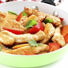 great recipe for stir fry chicken with a yummy sauce stir fry chicken ...