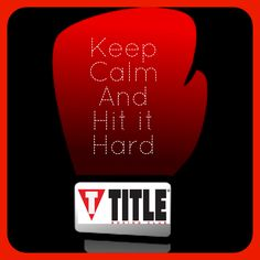 TITLE Boxing and kickboxing