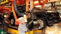 Calling all off-roaders and campers: Jeep gets a $1 billion investment in assembly factories! Does this mean new and improved models are to be expected?   Article via: @Autoweek: http://autoweek.com/article/car-news/fca-pours-1-billion-facilities-jeep-production  #jeep #offroad #investment #fiat #chrysler