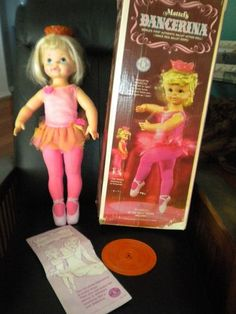 Mattel Dancerina doll