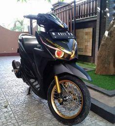 16 Best Motor Images Vario 150 Honda Scooter Custom