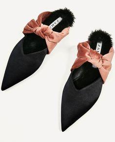 Unos zapatos de Zara se agotan en un fin de semana - ELLE.es