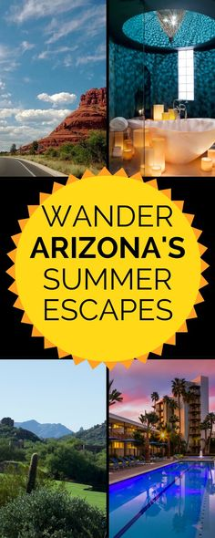 Now is the ideal time to take advantage of Arizona summer staycation deals. There is family fun, spa escapes, water fun, pools and lazy rivers. Experience the wow moments at some of the best resorts in the world, all in Arizona and offering great deals du