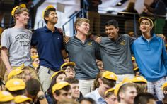 New Student Convocation - The key to a successful event? Happy attendees!