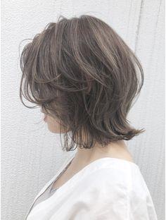 Edgy Short Hair, Asian Short Hair, Short Hair Cuts, Tomboy Hairstyles, Pretty Hairstyles, Hair Inspo, Hair Inspiration, Medium Hair Styles, Curly Hair Styles