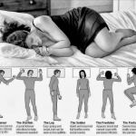 8 Sleeping Positions & Their Effects On Health - In what position do you sleep most often? It turns out this is a very important question. Getting enough sleep is the most important thing – but did you know that how you sleep can also impact your health? Health And Nutrition, Health And Wellness, Health Tips, Health Fitness, Health Care, Health Articles, Women's Health, Health Benefits, Raw For Beauty