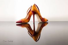 Chaussures My Miry en tissu pagne ! | blackNwed