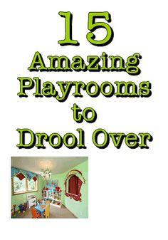 amazing playrooms
