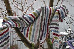 Stripey Baktus by ringelmiez/Ravelry