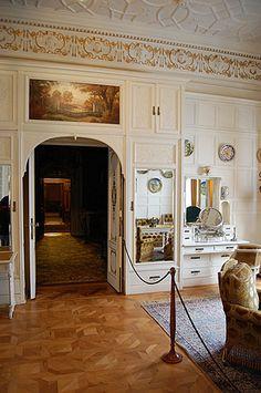 Castelul Peles - Peles Castle - Salon pentru mic dejun principi by charadesparty, via Flickr