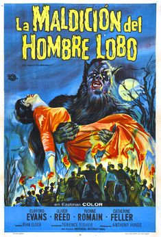 The Curse of the Werewolf (1961, UK)