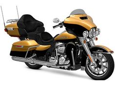 A 2017 Harley-Davidson Touring Ultra Limited Low