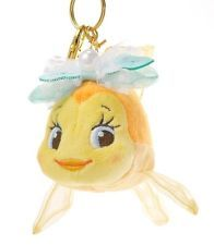 Cleo ❤ Plush doll Key chain Pinocchio Disney Store Japan