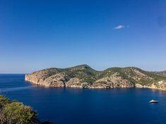 Mallorca Wanderung von Cala Fornells bis zum Cap Andritxol