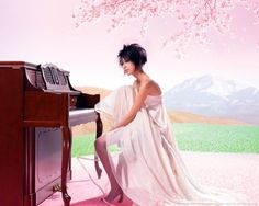 Mika Nakashima al piano